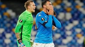 Real Sociedad-Nápoles: italianos pressionados