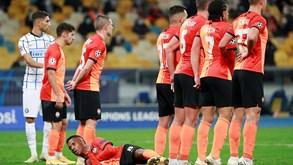 Shakhtar Donetsk-Borussia M'gladbach: equipa de Luís Castro pode deixar marca