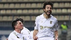 Leicester-Sp. Braga: arsenalistas com duelo difícil na Liga Europa