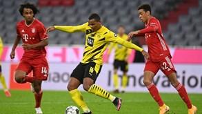 Borussia Dortmund-Bayern Munique: líderes da Bundesliga travam forças