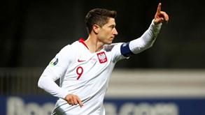 Polónia-Ucrânia: polacos mais fortes a jogar em 'casa'
