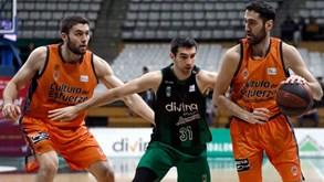 Joventut-Valência: jogo da Liga ACB