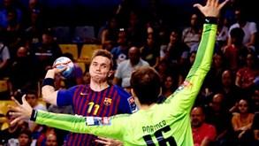 THW Kiel-Barcelona: catalães seguem imparáveis
