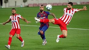 At. Madrid-Barcelona: dia de jogo grande em Espanha
