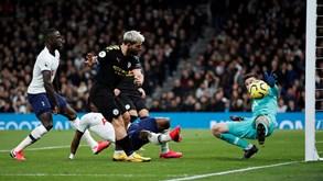 Tottenham-Manchester City: teste de fogo para Mourinho