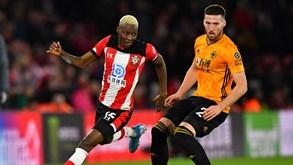 Wolverhampton-Southampton: armada portuguesa procura voltar a vencer