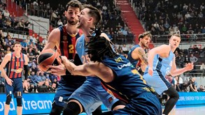 Baskonia-Zenit: terceiro duelo para a Euroliga