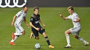 Philadelphia Union-New England Revolution: playoff da MLS em andamento