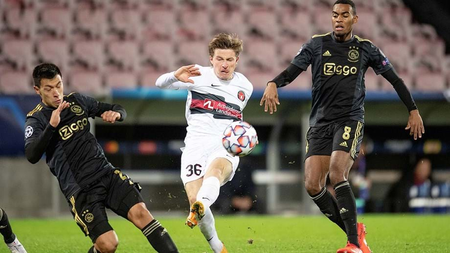 Ajax-Midtjylland: holandeses podem 'cavar' diferença