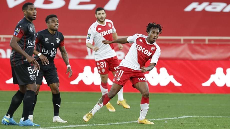 A crónica do Monaco-Nîmes, 3-0: Gelson Martins teve cabeça para picar o  ponto - França - Jornal Record