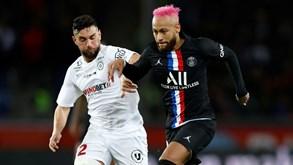 Montpellier-Paris SG: parisienses querem manter liderança da Ligue 1