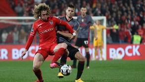Gil Vicente-Benfica: águias tentam manter perseguição ao líder Sporting