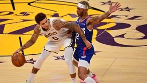 LA Lakers-LA Clippers: arranca a temporada da NBA