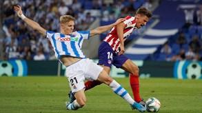 Real Sociedad-At. Madrid: duelo de topo em San Sebastián