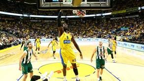 Maccabi Tel-Aviv-Panathinaikos: Mais um jogo da Euroliga