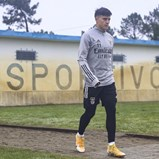 Saída à vista no Benfica: NY City só aguarda o OK de Cervi