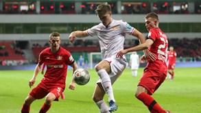 FC Union Berlin-Bayer Leverkusen: arranque de jornada na Bundesliga