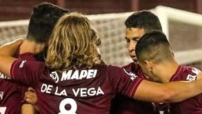 Lanús-Defensa y Justicia: final da Taça Sul-americana