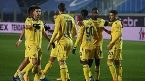 Hellas Verona-Parma: Miguel Veloso contra Bruno Alves na Serie A