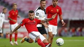 Farense-Benfica: águias visitam o Algarve