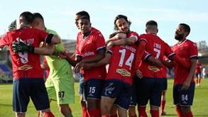 Oliveirense-Vilafranquense: equipas querem fugir aos últimos lugares da Liga Sabseg