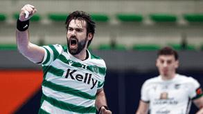 Sporting-IFK Kristianstad: leões procuram somar quarta vitória na Liga Europeia