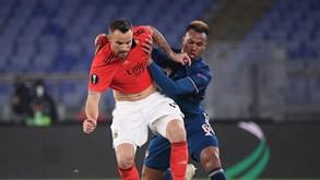 Arsenal-Benfica: águias tentam o tudo por tudo na Europa