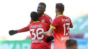 Bayer Leverkusen-Young Boys: festival de golos será para manter?