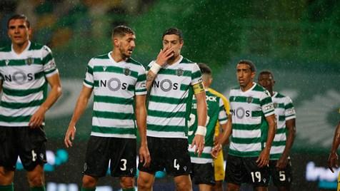Trio Do Sporting Limpo Para O Classico Com O Fc Porto Sporting Jornal Record