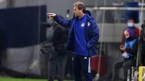 Aris Salónica-Olympiacos: Pedro Martins tenta alcançar as meias-finais da Taça