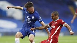Liverpool-Chelsea: jogo grande na Premier League