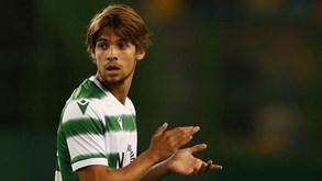 Daniel Bragança sobe no plano de jogo
