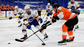 Philadelphia Flyers-Buffalo Sabres: duelo na Divisão Este da NHL