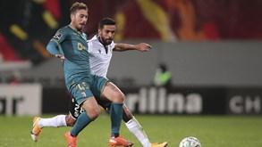 Sp. Braga-V. Guimarães: dérbi minhoto no fecho da jornada