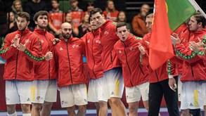 Tunísia-Portugal: equipa das quinas favorita à vitória