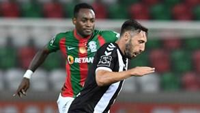 Nacional-Marítimo: dérbi da Madeira anima a jornada 23 da Liga NOS