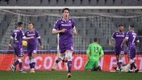 Benevento-Fiorentina: conjuntos com algumas ausências para esta partida