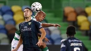 Tondela-Sporting: leões querem continuar no caminho do título