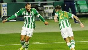 Betis-Levante: conjuntos separados por sete pontos na tabela