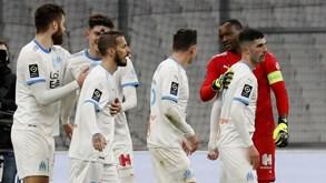 Nice-Marselha: formações só venceram duas vezes nos últimos cinco jogos