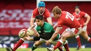 Irlanda-Inglaterra: 5.ª jornada do Torneio das Seis Nações