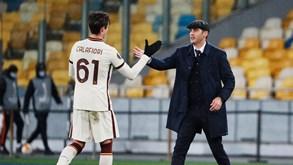 Ajax-Roma: Paulo Fonseca com teste complicado