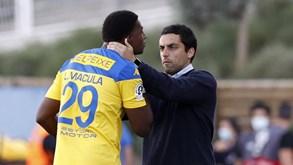 Técnico do Estoril depois do jogo com Leixões: «Sinto-me envergonhado por ter feito parte deste dia»