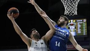Gipuzkoa Basket-Real Bétis: o duelo dos últimos
