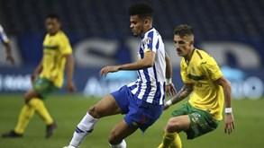 Tondela-FC Porto: dragões querem dar a volta ao desaire europeu