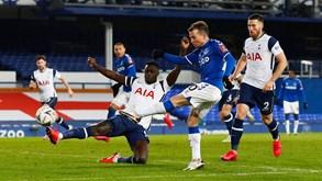 Everton-Tottenham: vencer é (quase) obrigatório