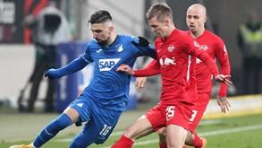 RB Leipzig-Hoffenheim: segundo colocado com visitante em crise
