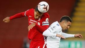 Leeds United-Liverpool: deslocação perigosa para os reds