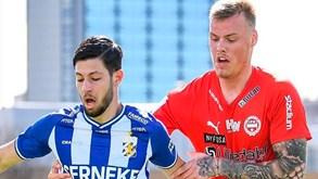 IFK Gotemburgo-AIK Estocolmo: duelo da segunda jornada na Suécia