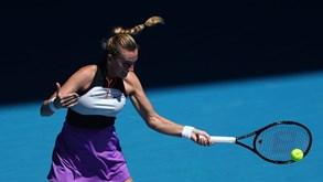 Jennifer Brady-Petra Kvitova: tenistas do 'top-15' da hierarquia frente a frente